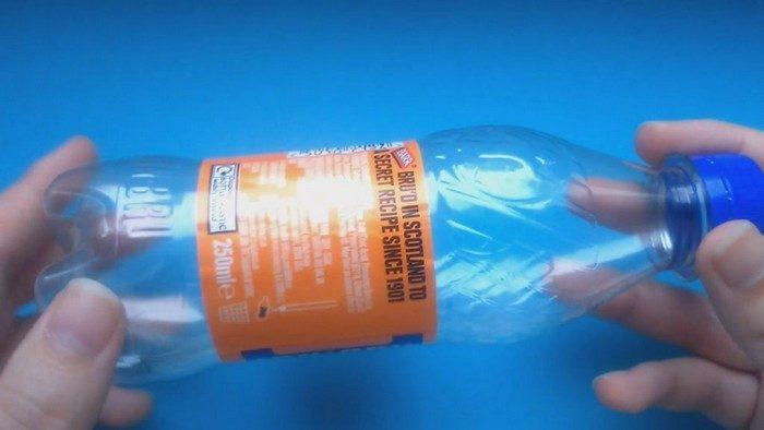 Драгоценный мусор: как превратить пластиковую бутылку в «драгоценные» камни