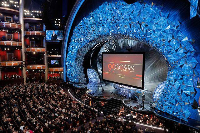 Лауреаты 90-й церемонии вручения премии «Оскар»