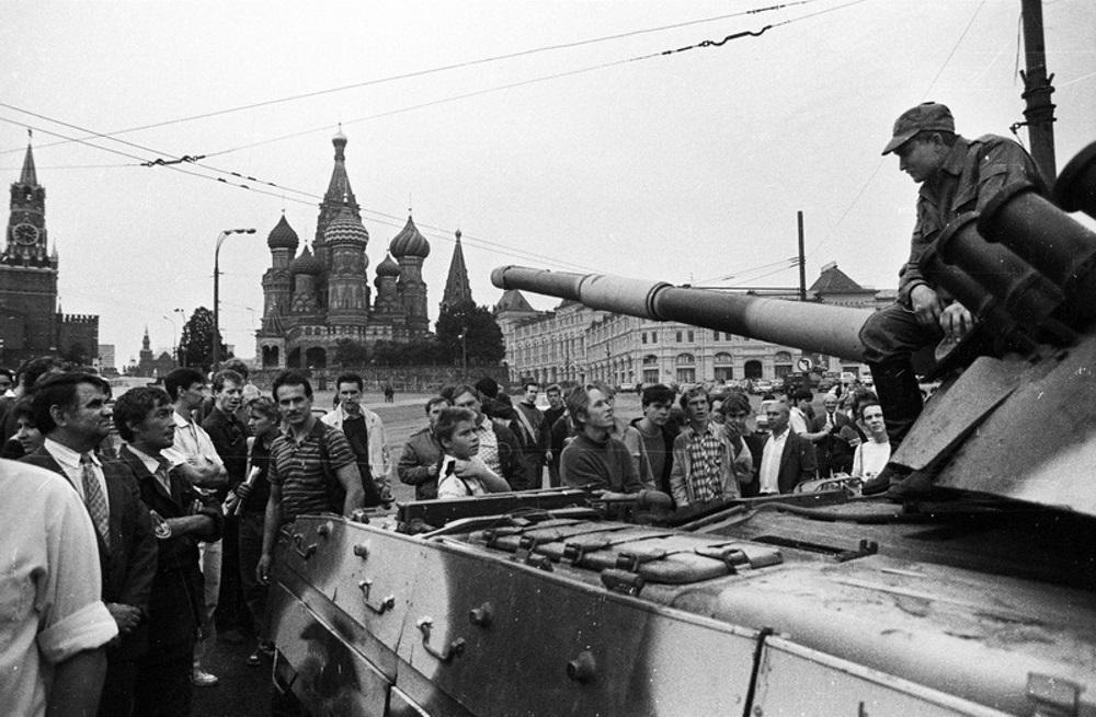 Военный переворот в России. …