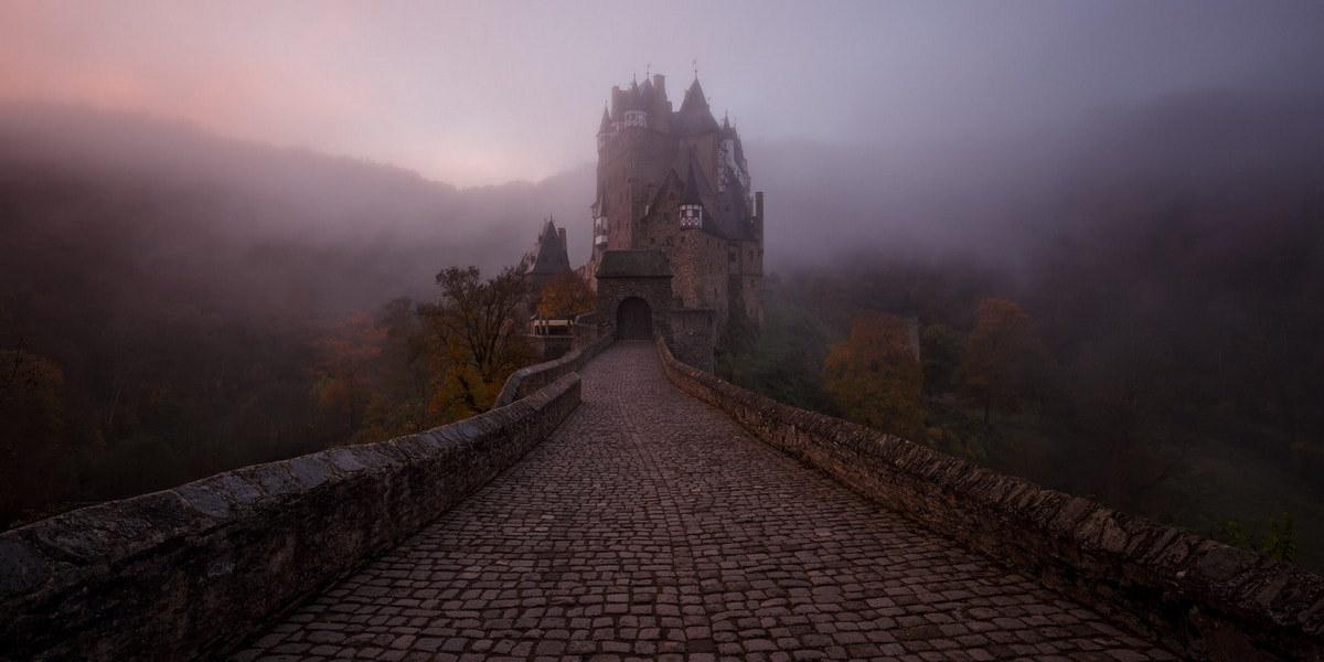 Замок Эльц в Виршем, Германия