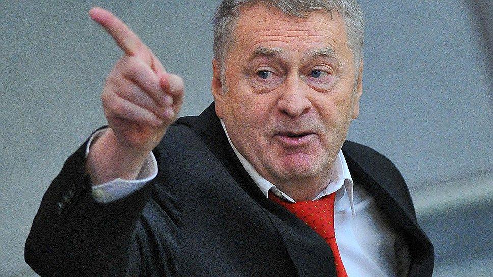 Жириновский сравнил Хилари К…