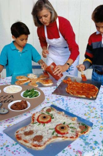 Школы ПИЦЦЫ. Домашняя пиццерия.. Все необходимые советы...
