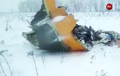 Источник сообщил об обнаружении множества тел на месте крушения Ан-148