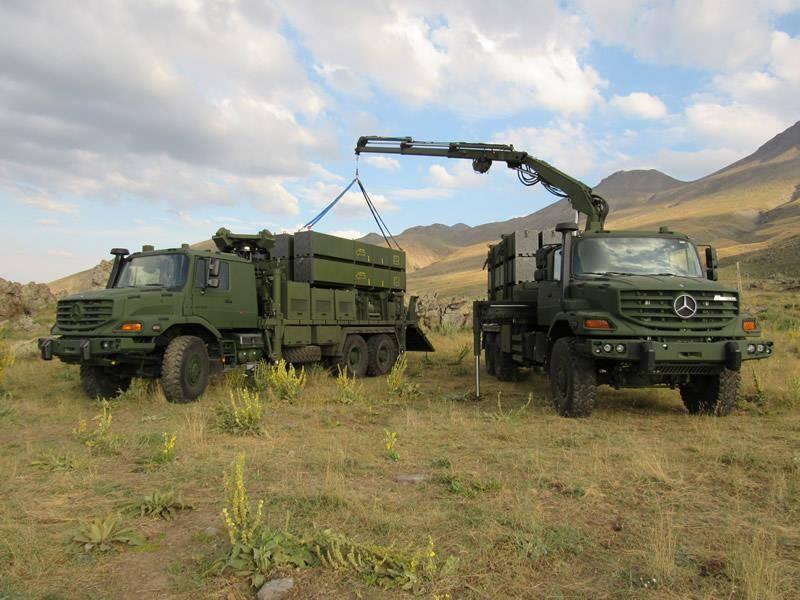 Особенности и достижения военной промышленности Турции оружие