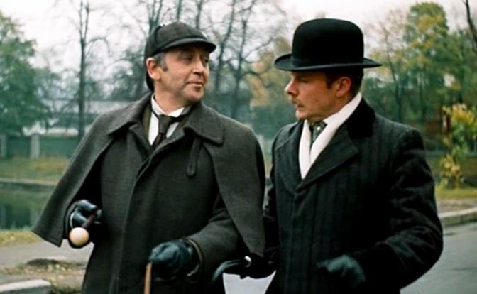 Шерлок Холмс и отравление Скрипаля
