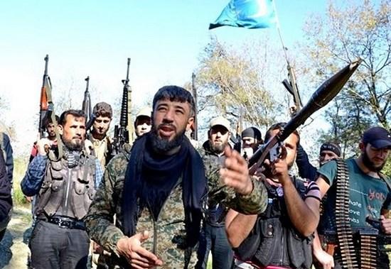 Протурецкие боевики захватывают первый крупный город на севере Алеппо