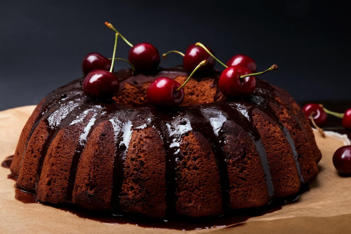 увеличить или торт вишенка рецепт с фото пейзаж мало
