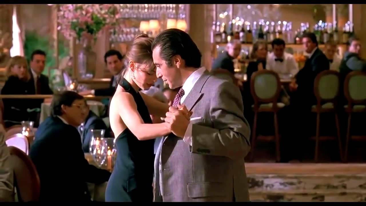 Легендарное танго Аль Пачино из фильма «Запах женщины». От этой пары глаз не оторвать!