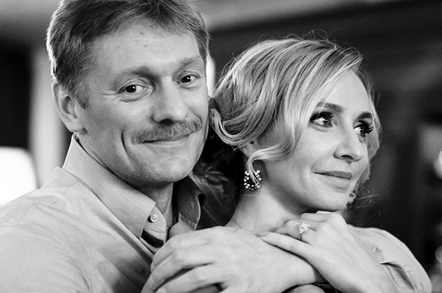 Татьяна Навка госпитализирована с коронавирусом вместе с мужем Дмитрием Песковым Новости
