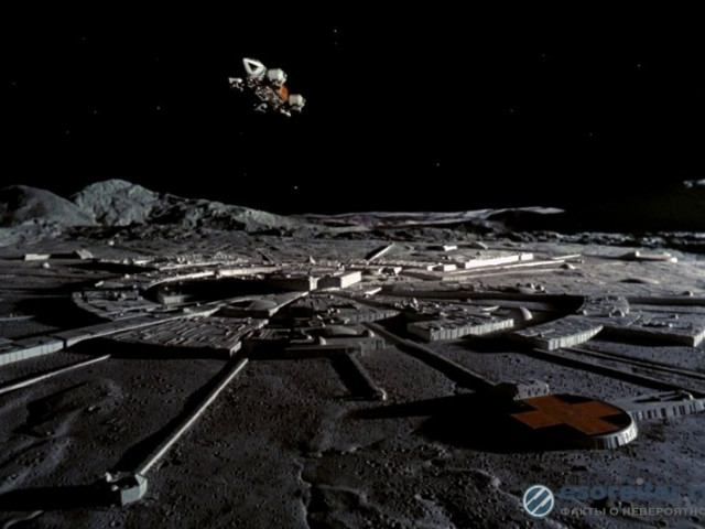 Руины городов обнаружили на Луне китайские уфологи