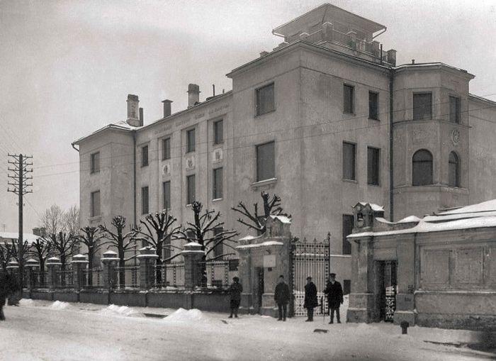 НИФХИ им. Л.Я. Карпова - один из первых советских НИИ, ныне государственный научный центр, подведомственное Государственной корпорации по атомной энергии «Росатом».