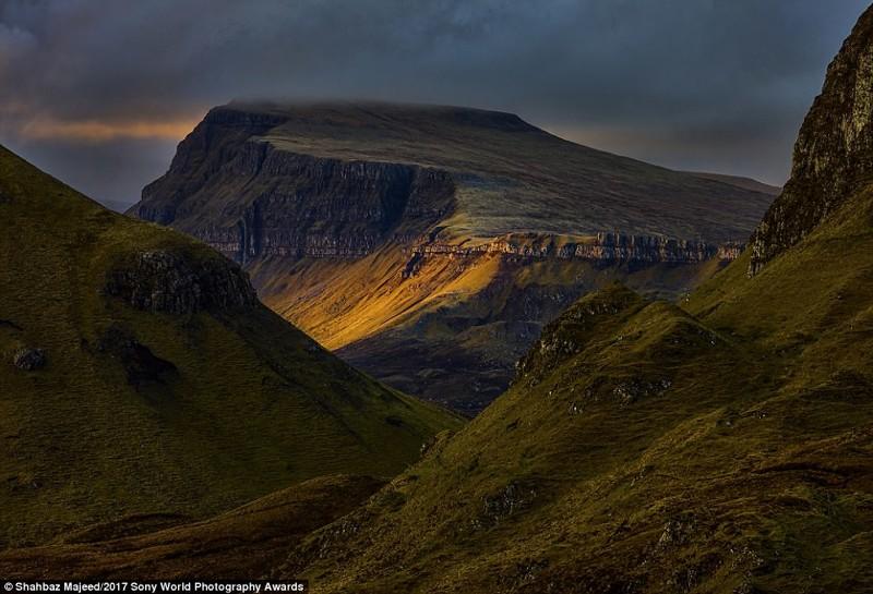 В горах Шотландии искусство, конкурс, красота, фото