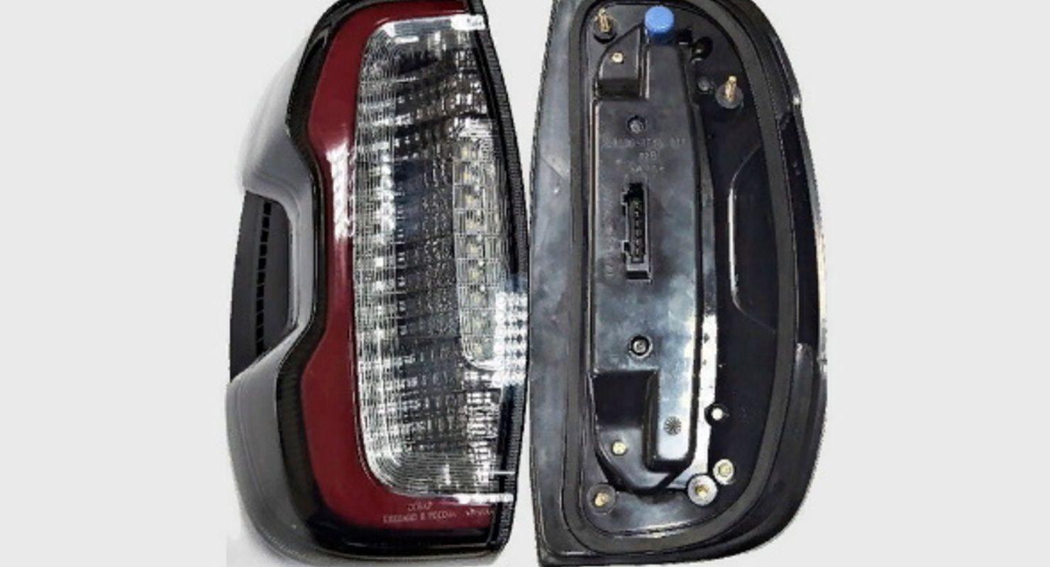 Началось серийное производство задних фонарей для обновленной Lada Niva Travel Автомобили