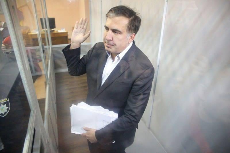 Ты – агент ФСБ! Нет, это вы — агенты ФСБ! Как проходит суд над Саакашвили