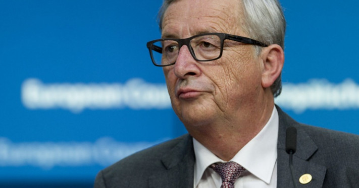 ЕС отменит визы для украинцев до наступления лета, заявил Юнкер