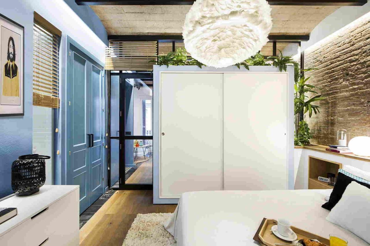 Квартира для молодой пары в Испании