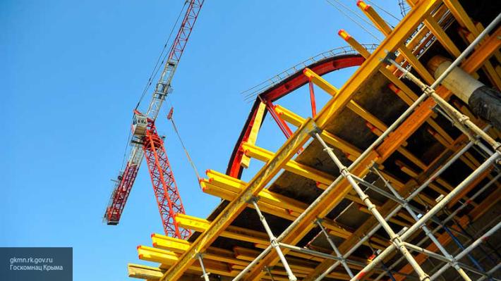 Важнейший инфраструктурный проект РФ: новейший наплавной мост