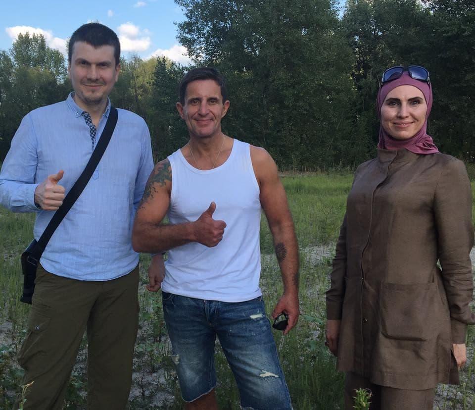 Стрельба в Одессе: Как жаба и гадюка «Московию победить» собрались украина