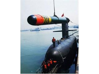 Торпеды китайского флота оружие