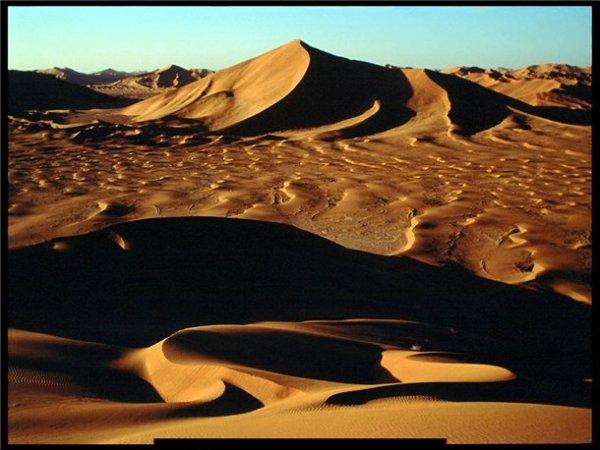 Бесконечность песков