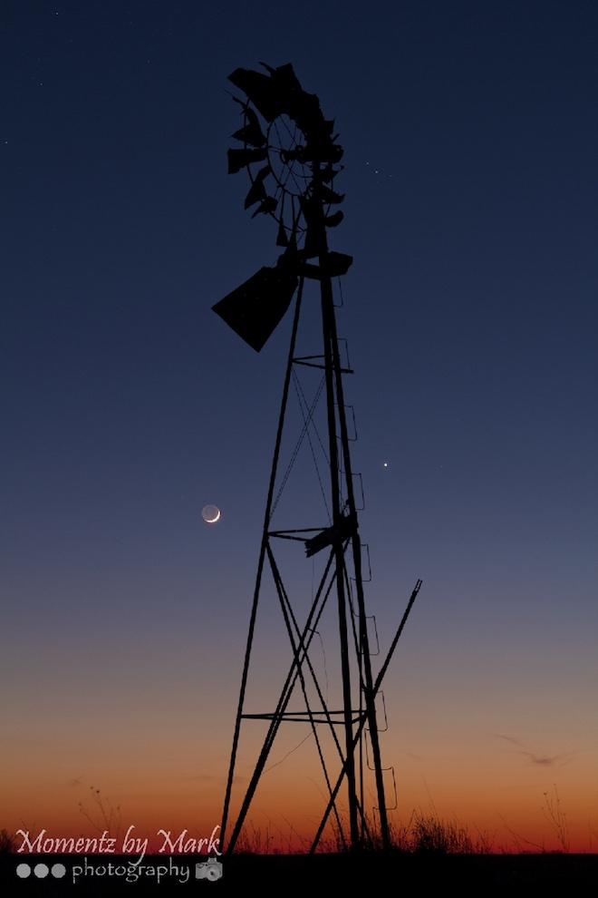 Свечение да Винчи: почему видна Луна?