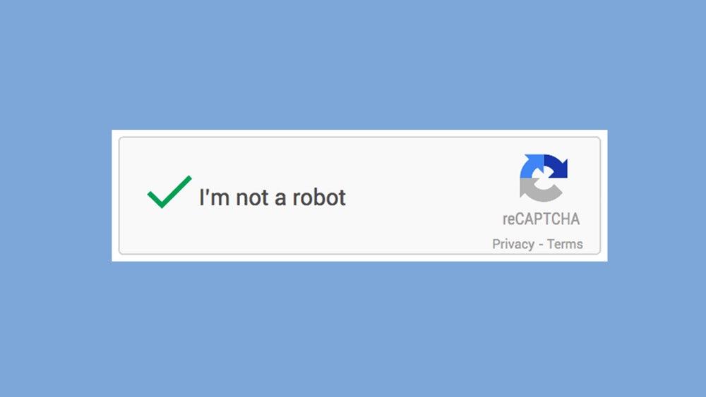 У Google появилась «невидимая капча»