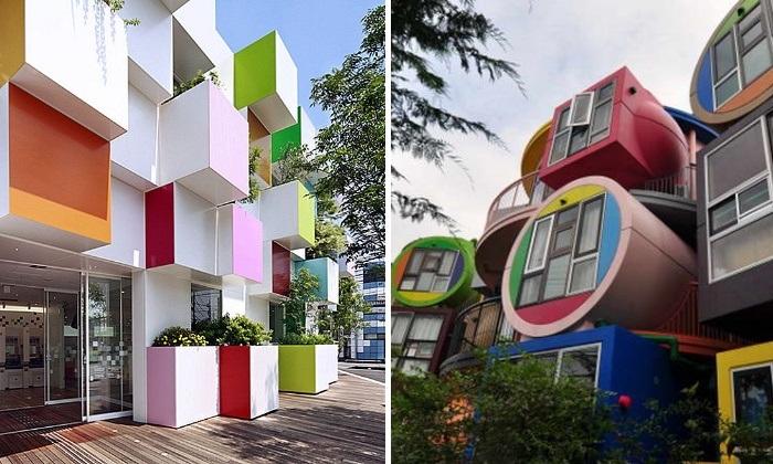 Потрясающие творения современных японских архитекторов.