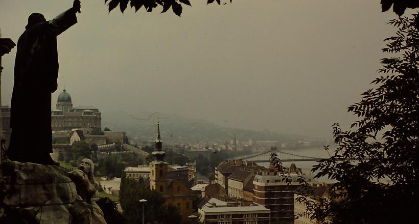 Прогулка по старому Будапешт…