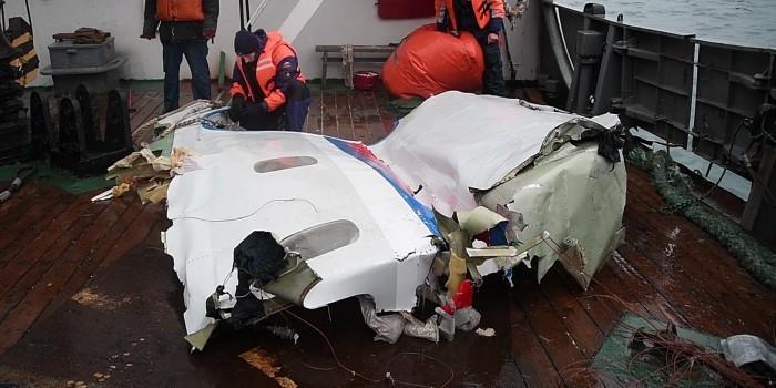 СМИ сообщили о причинах крушения Ту-154 в Сочи