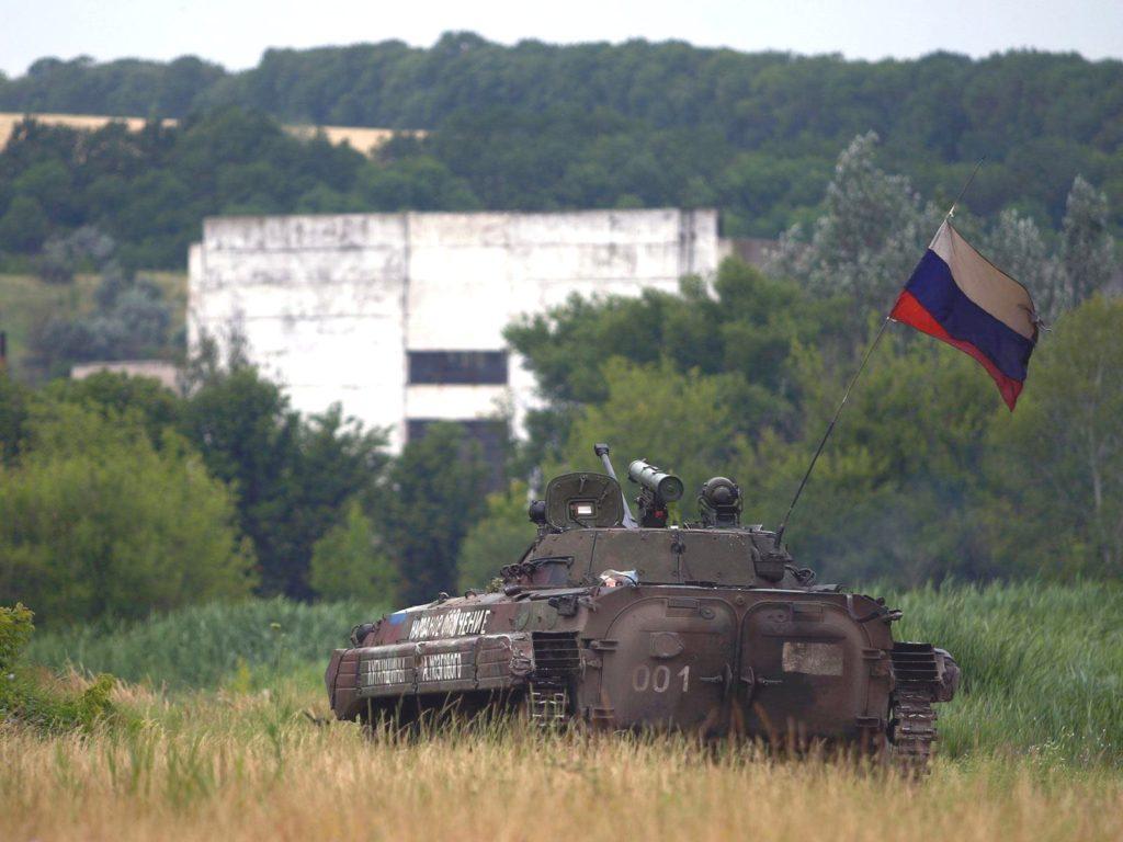 Американский генерал описал сценарий вторжения армии РФ на Украину