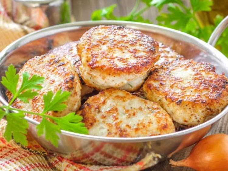 Рецепты диетических котлет - ешьте и худейте! Фаршированные сушки - вкусно, сытно, быстро!
