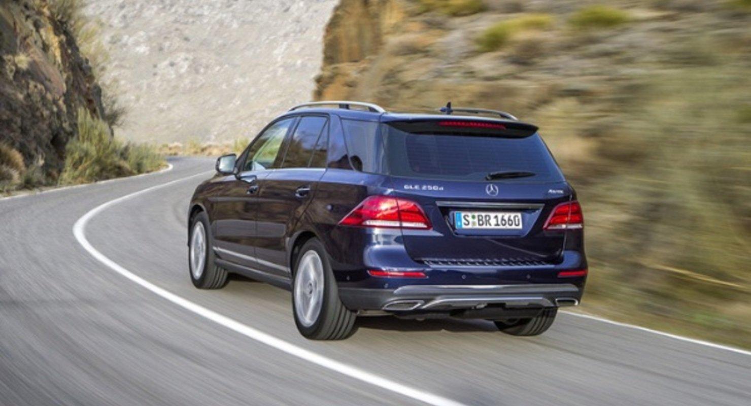 Какими недостатками обладает Mercedes-Benz GLE с пробегом? Автомобили