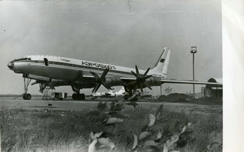 ТУ-114  -  самый редкий самолет Аэрофлота СССР авиация,СССР,Ту-114