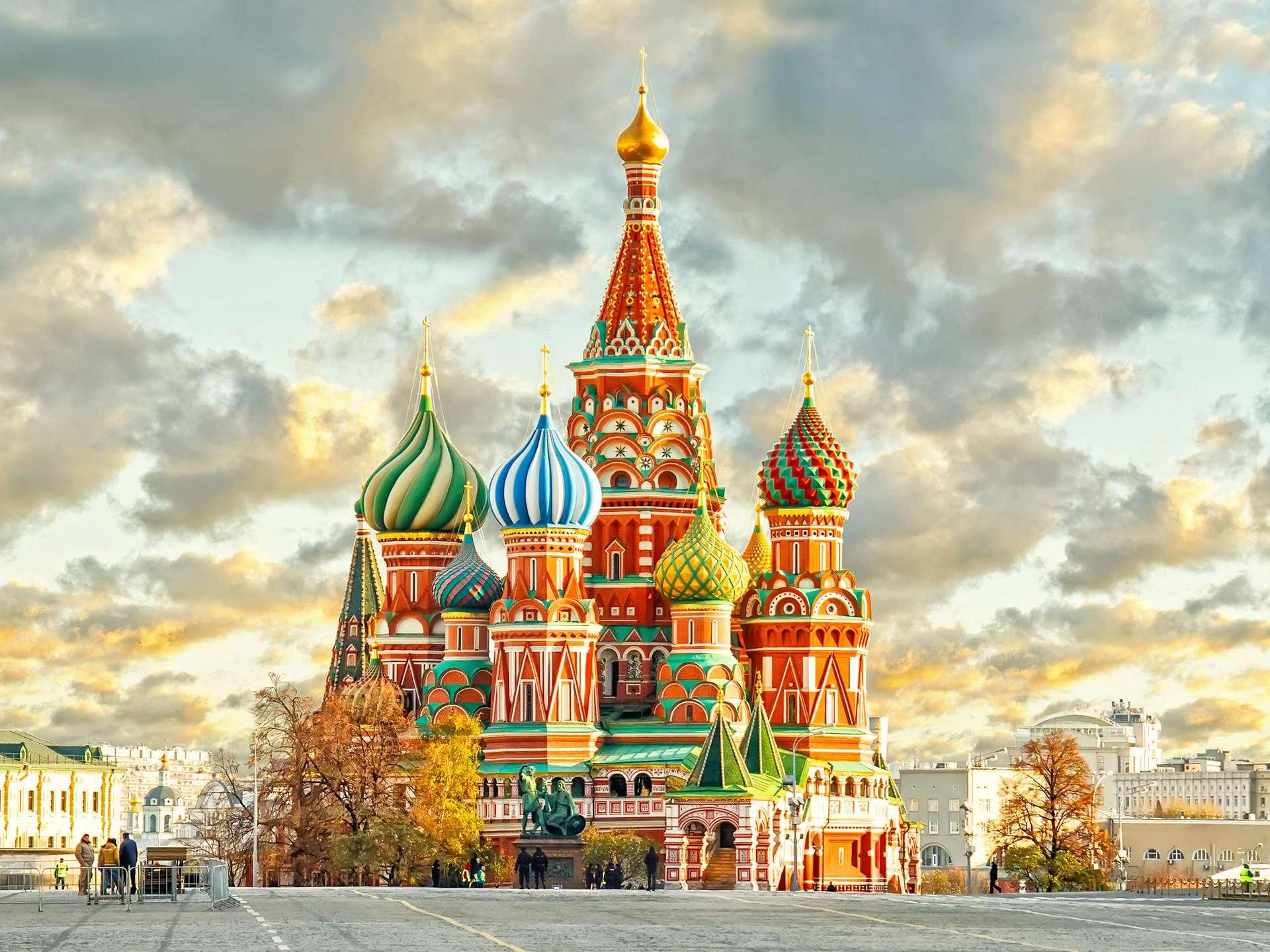 Россия в картинках на рабочий стол