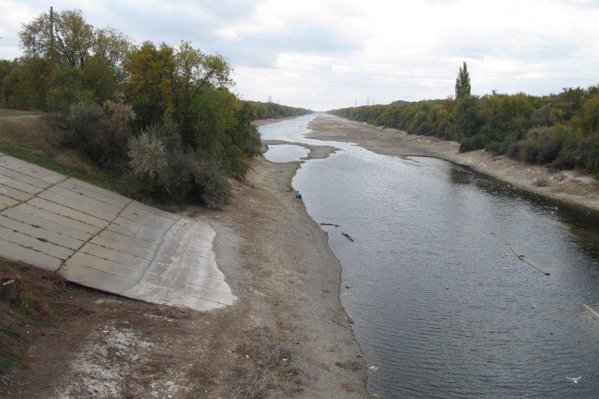 Операция «Перехват»: новый проект полностью заменит Северо-Крымский канал