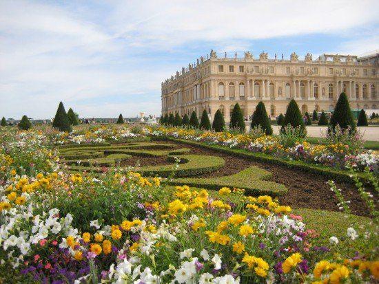 Сады и парк Версаля2