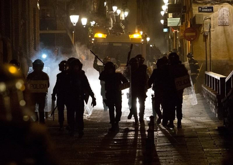 Гуманная европейская полиция продолжает убивать людей