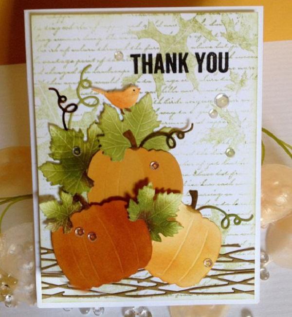 осенние открытки с добрым утром