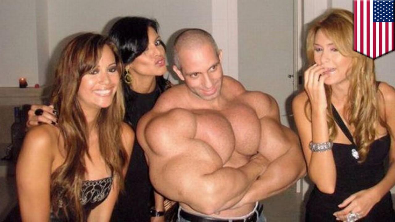 Не надо так: слишком много стероидов