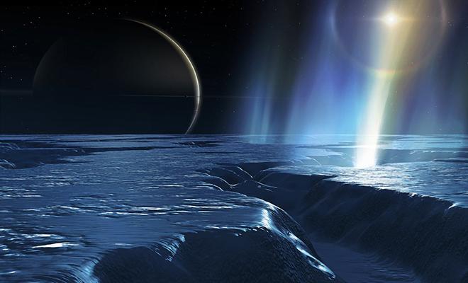 Ученые считают, что в облаках Венеры не хватает воды, чтобы была жизнь. Но на Юпитере воды достаточно