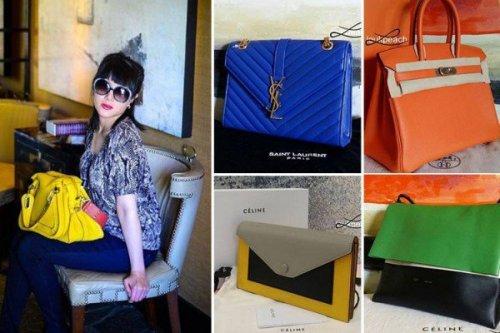 Мошенница зарабатывает миллионы на покупке брендовых сумок онлайн, высылая китайские подделки