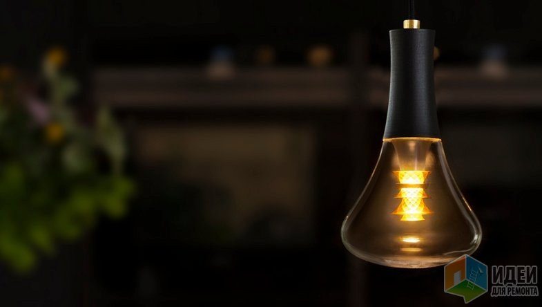 Самая красивая лампочка - ювелирная работа
