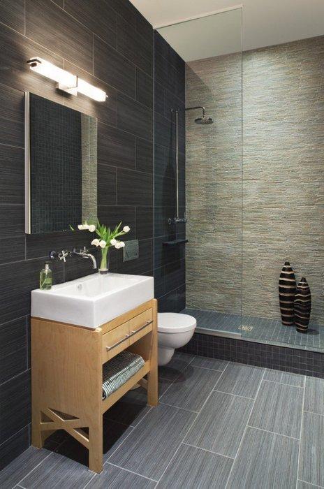 Пол в санузле: плюсы и минусы популярных покрытий пол,ремонт и строительство,санузел