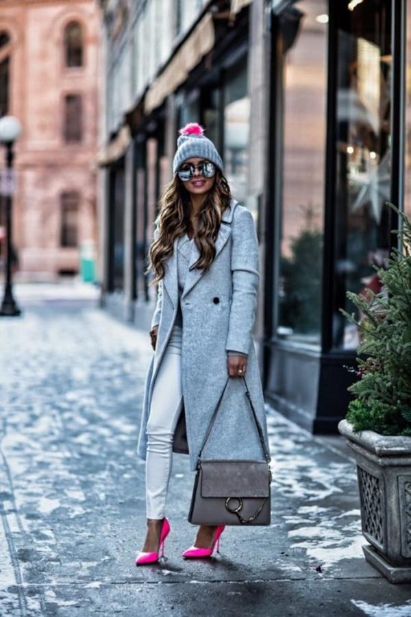 букет картинки пальто с шапкой или гладыш