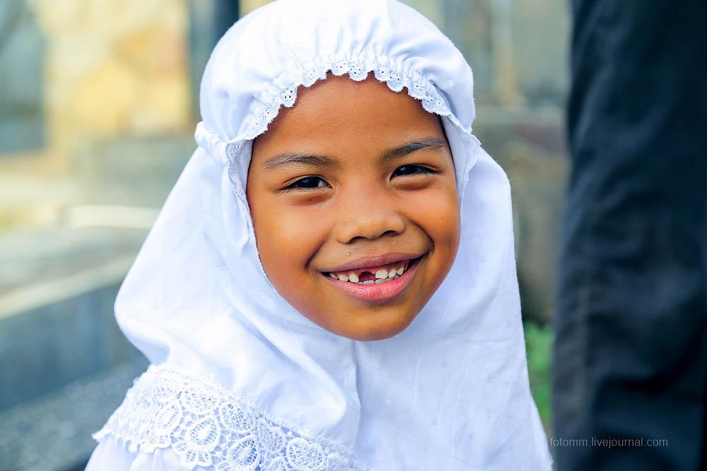 Суматра -  самый жизнерадостный остров