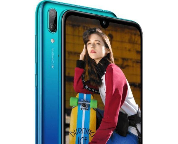 Рассекречен доступный смартфон Huawei Y7 (2019) новости