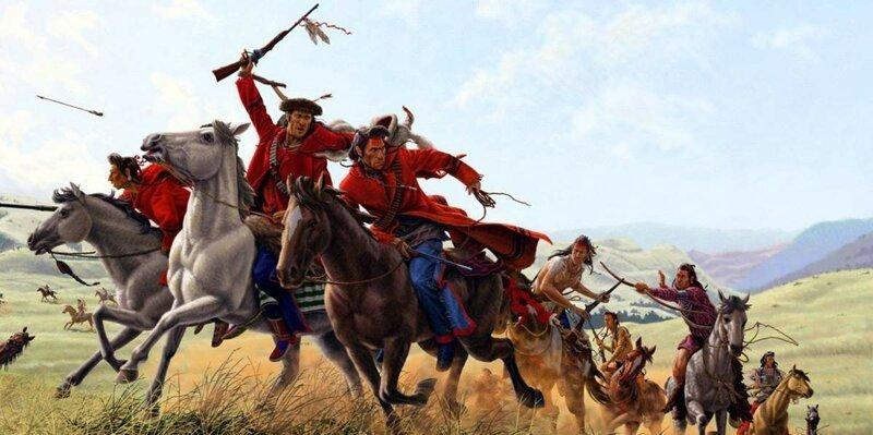 9. Самые серьёзные соперники белых — апачи и команчи америка, индейцы, история, мифы, сша