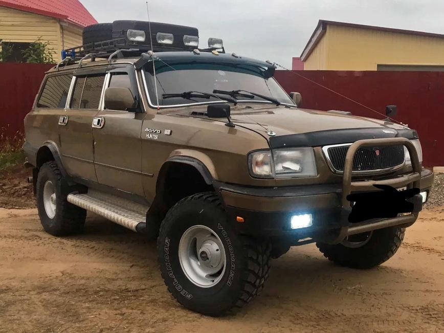 В Нарьян-Маре продают ГАЗ-310221 «Волга» на полноприводном «уазовском» шасси