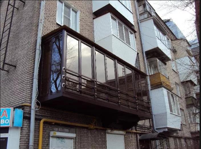Верховный суд заявил, что ремонтировать балконы нельзя