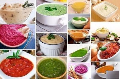 22 соуса на любой вкус